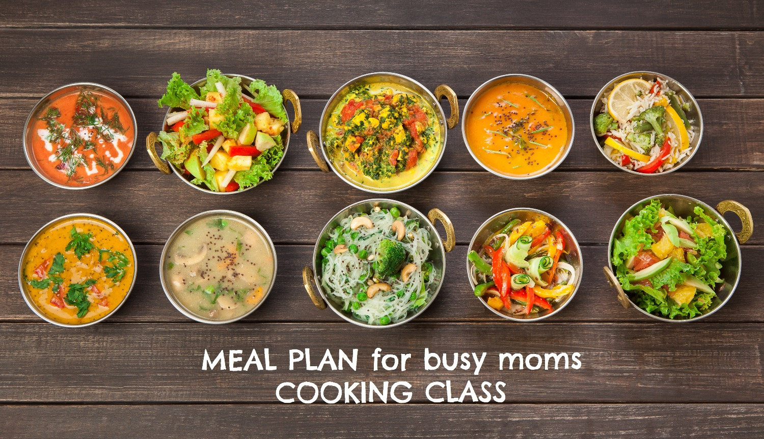 MEAL PLAN for Busy Moms - ON REQUEST