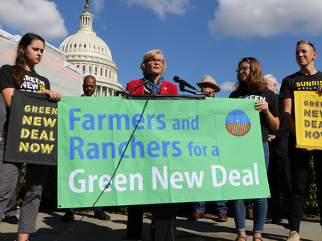 Farmers and Ranchers Know What Climate Change Feels Like. They Just Wrote Congress Demanding Action.
