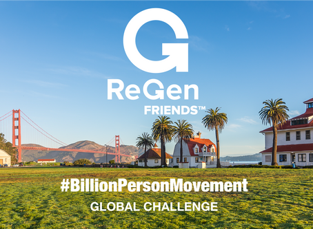 Registration is Now Open for the #BillionPersonMovement Global Challenge Event February 27,2020