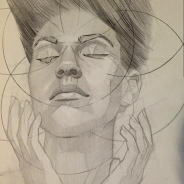 Drawing by Eduardo Franco Angel