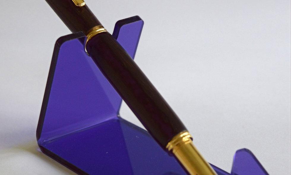 Artisan 24kt gold plated fountain pen