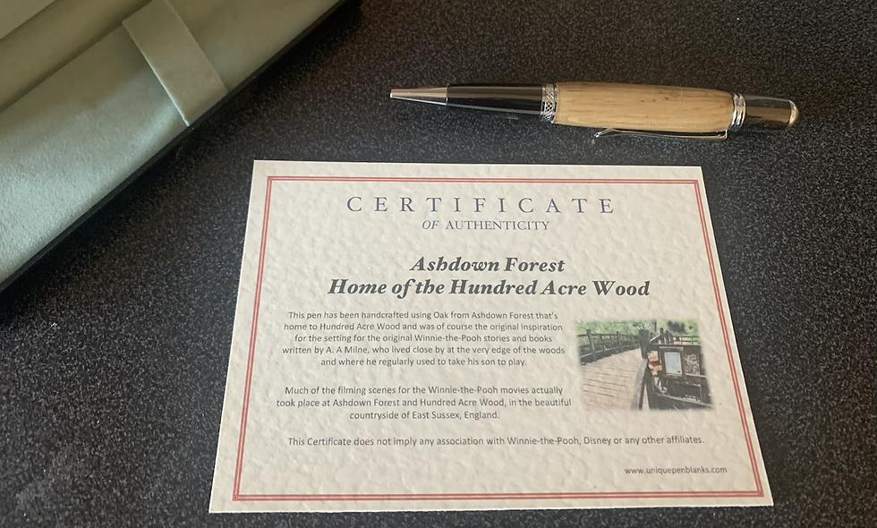 Winnie the Pooh 100 Acre Wood pen