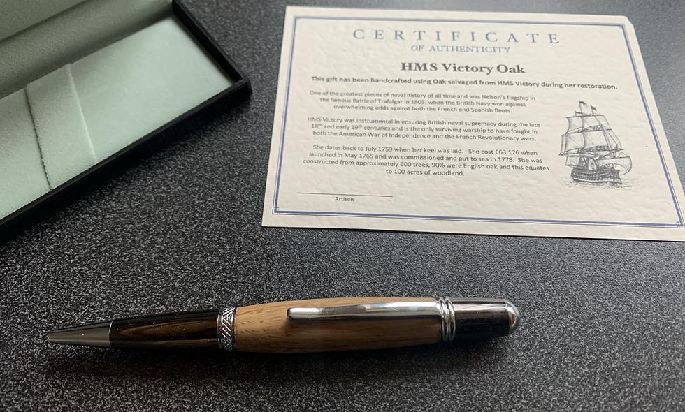 HMS Victory pen