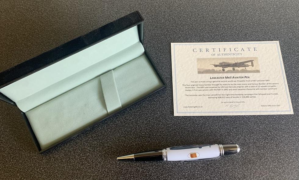 Lancaster pen