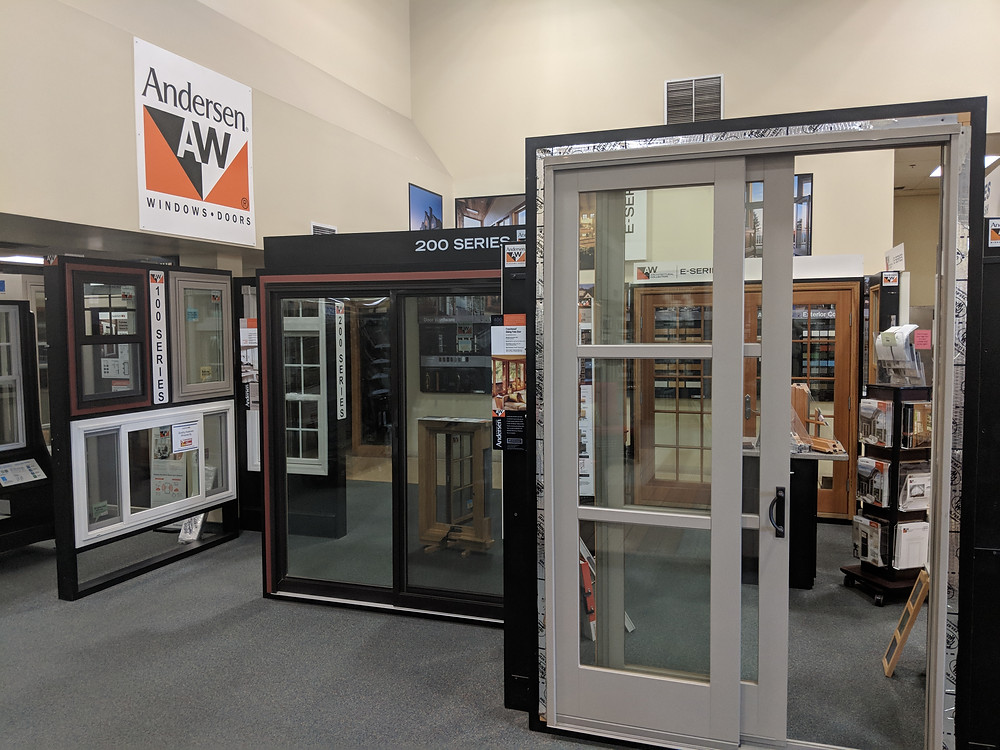 Andersen, the largest window and door manufacturer in North America