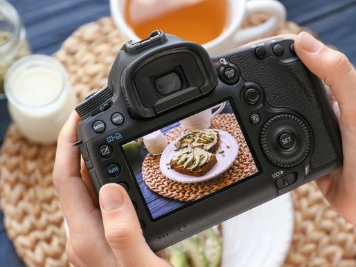 飲食店の料理写真 撮影口座  ー「簡単」撮影テクニック編ー 【プロの写真家がノウハウを公開】
