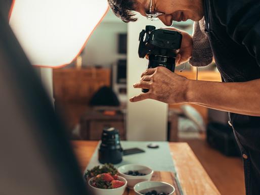 飲食店の料理写真 撮影口座 ー機材の選び方編ー