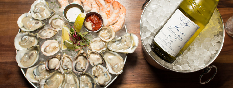 Muscadet and Oysters