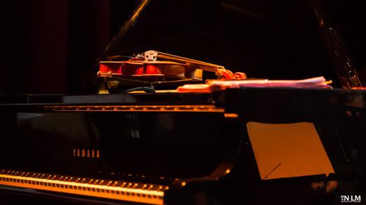 Violon sur Piano 2