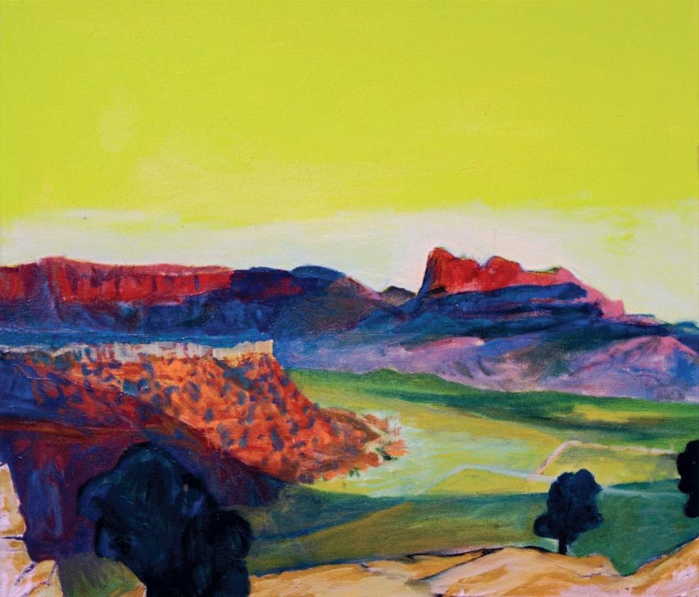 Eagle Crags, 2008