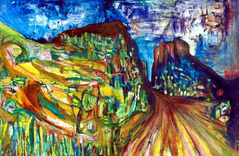 Parowan Gap, 1999