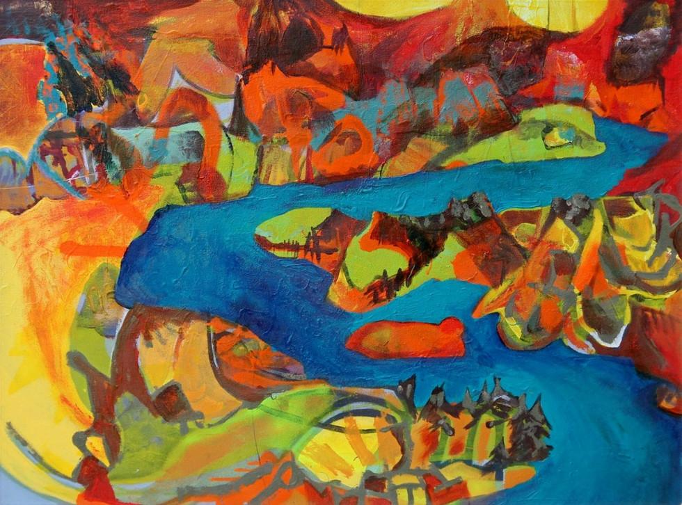 Desolation Canyon, 2008