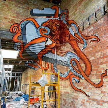Roctaco Octopus, 2021