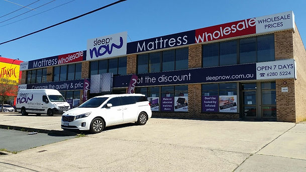 Fyshwick Canberra mattress & bed