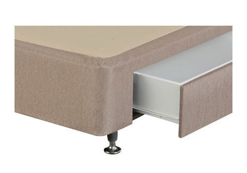 Queen Base Natural 4 Drawer
