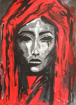 Tristesse rouge