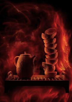Из печи, керамическая посуда Дарьи Бобровой