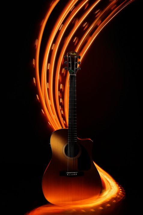 Гитара Fender