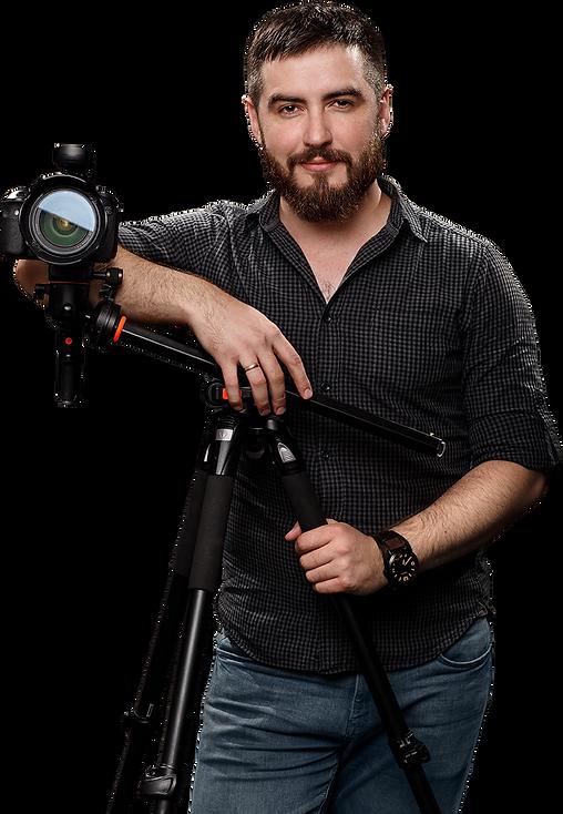 Рекламный фотограф Андрей Голов