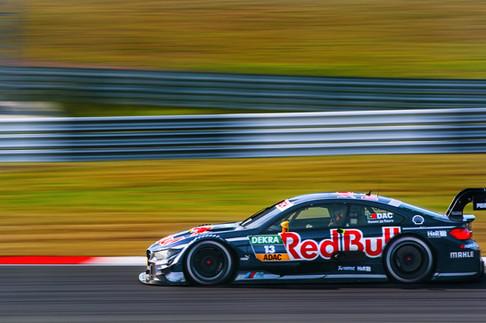DTM, BMW Red Bull