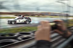 BMW Police Wagon