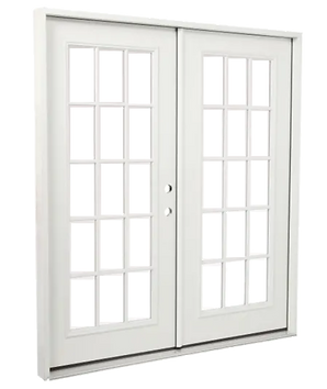 installing a double french door how to.p