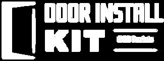 door install kit logo