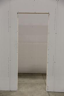 rough door hang opening