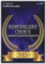 award remodelers choice