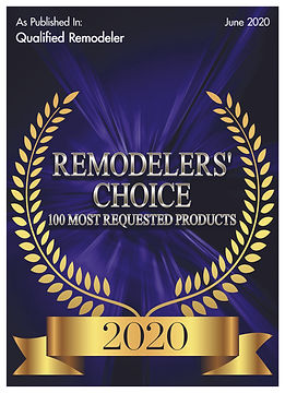 award remodelers choice