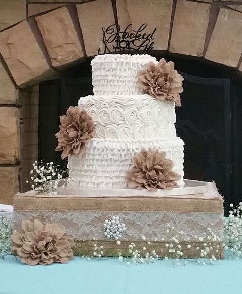 Ruffles and Rosettes