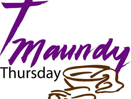 Maundy Thursday, 4-1