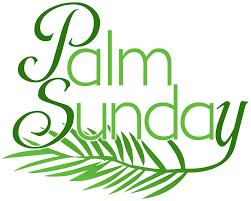 Palm Sunday, 3-28