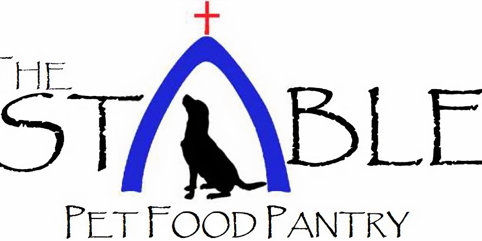 The Stable Pet Food Pantry Open