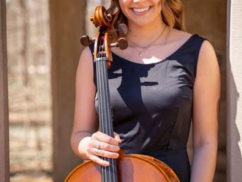 Guest Cellist, April 18