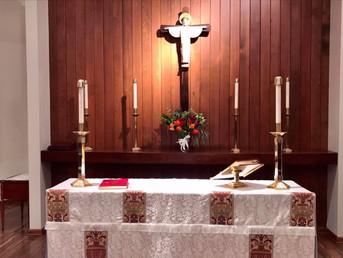 Sermon, April 18