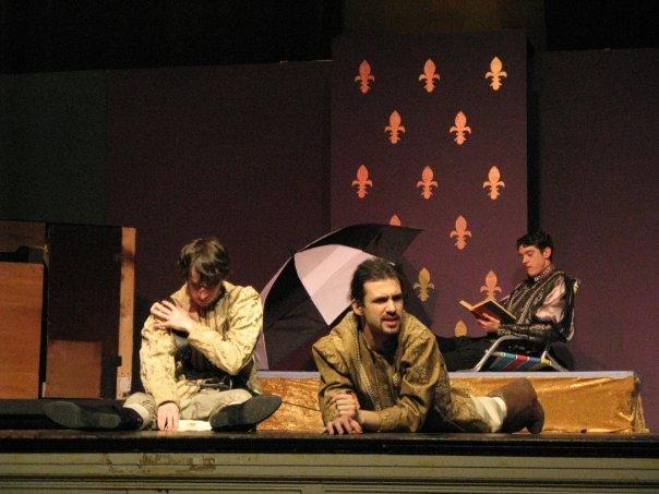 Rosencrantz, Guildenstern, and Hamle