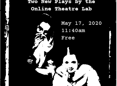 Quest:Love: Two New Plays by the Online Theatre Lab