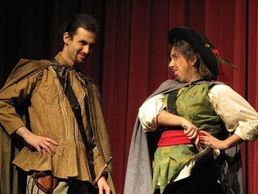 Guildenstern and the Player King
