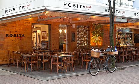 rosita café restaurante no downtown
