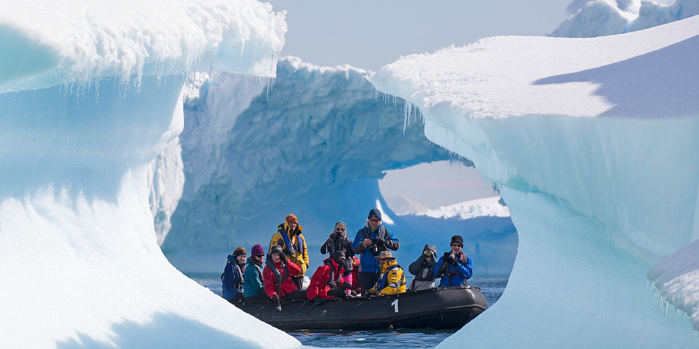 Nomade Discover Series 2020 - Antarctica by Air with Antarctica 21