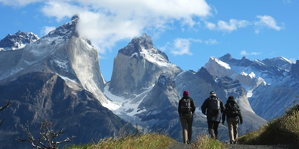 Nomade Discover Series 2020 - Patagonia Chile & Argentina