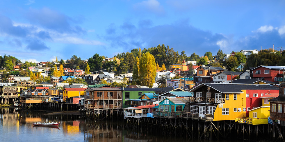 Nomade Discover Series 2020 - Chiloé Island with OCIO Territorial Hotel