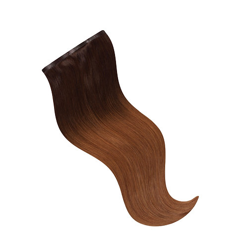 Ombre Envy - Ombre chestnut shade 20""