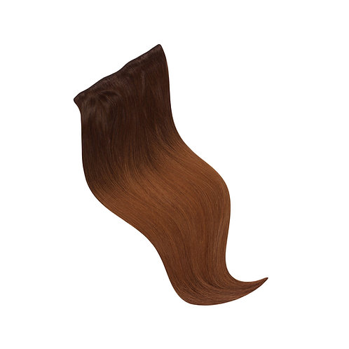 Ombre Envy - Ombre chestnut shade 18""