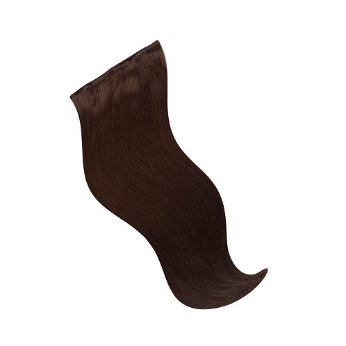 "Sexy Mocha - Darkest brown shade. 18"""
