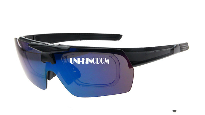 Flip up sports Sunglasses optical insert P-4411 | Sunglasses Manufacturer Taiwan