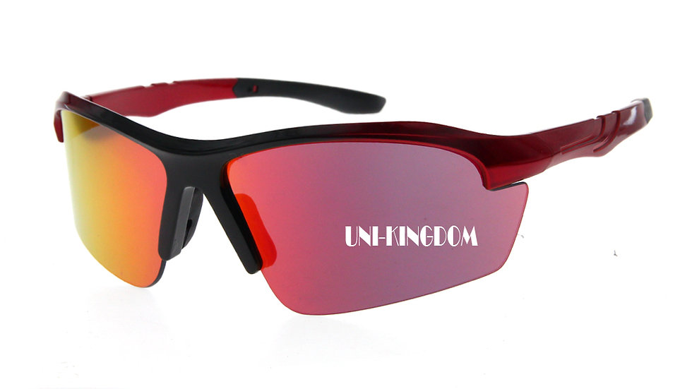 Sports sunglasses Cylindrical sun glasses cycling eyewear P4421
