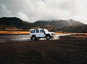 Veículo aventura