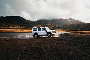 véhicule d'aventure